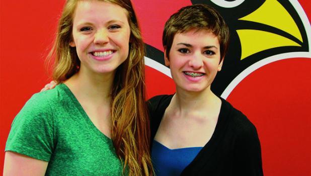 Jenessa Iverson and Anna Koopmann