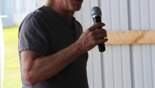 Jim Hobson tells about his cancer experience.