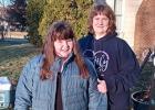 Olivia Lynch and her mom, Erin Lynch