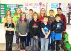 The Freshwater District Science Fair contest was held Feb. 8 and 9  in Bertha with students from Motley Elementary School, Staples Elementary School and Staples Motley Middle School competing.