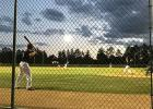 The Lumberbats evening game at Menahga made for a picturesque scene. (Submitted photo)