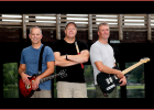 The Tail Gunners are Craig Taylor, drummer Joe Meyer and Kurt Becker. Their mix of classic rock and country will be the feature at the street dance on Saturday, Aug. 24 in downtown Staples. See story on page 3a. (Submitted photo)